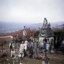 1976Summer CampThe cemetery1976Les grandes vacancesLe cimetiËreBernard Faucon / Agence VU