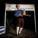 1979Summer CampMady's birthday1979Les grandes vacancesAnniversaire MadyBernard Faucon / Agence VU