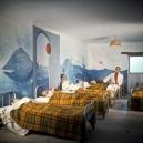 1976 Summer Camp The dormitory  1976 Les grandes vacances Le dortoir  Bernard Faucon / Agence VU