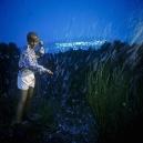 1980 Summer Camp The evening lights.  1980 Les grandes vacances Les lumiËres du soir.  Bernard Faucon / Agence VU