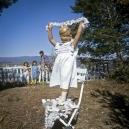 1978 Summer Camp For Elle, detail.  1978 Les grandes vacances Pour Elle, dÈtail.  Bernard Faucon / Agence VU