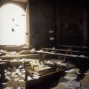"""France, 1981/1984""""Evolution probable du temps"""" (The probable evolution of time), The chapelFrance, 1981/1984""""Evolution probable du temps"""", La chapelle  Bernard Faucon / Agence VU"""