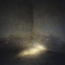 """France, 1985The BedroomsSerie """"The Rooms of Love""""The 8th Bedroom of Love : the first time.France, 1985Les chambresSÈrie """"Les chambres d'amour""""La HuitiËme Chambre d'amour : la premiËre fois.Bernard Faucon / Agence VU"""