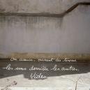 """Les Ecritures"" (Writings), 1991/1992We head straight, opening the drawers one by one, empty.""Les Ecritures"", 1991/1992On avance, ouvrant les tiroirs les uns derriËre les autres, vides.Bernard Faucon / Agence VU"