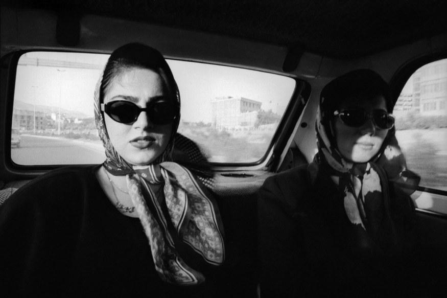 Iran, Tehran, 3 june 1999 - Being twenty in Iran.