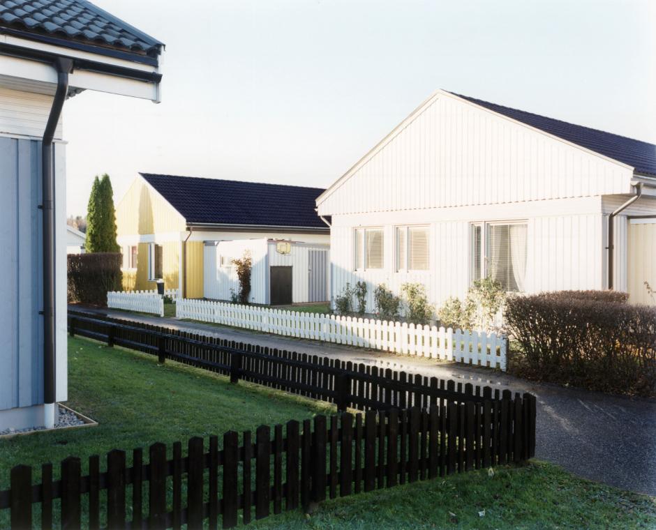 "Sweden, 2001From the series ""Home"".SuËde, 2001Issue de la sÈrie ""Home"".Lars Tunbjˆrk / Agence VU"