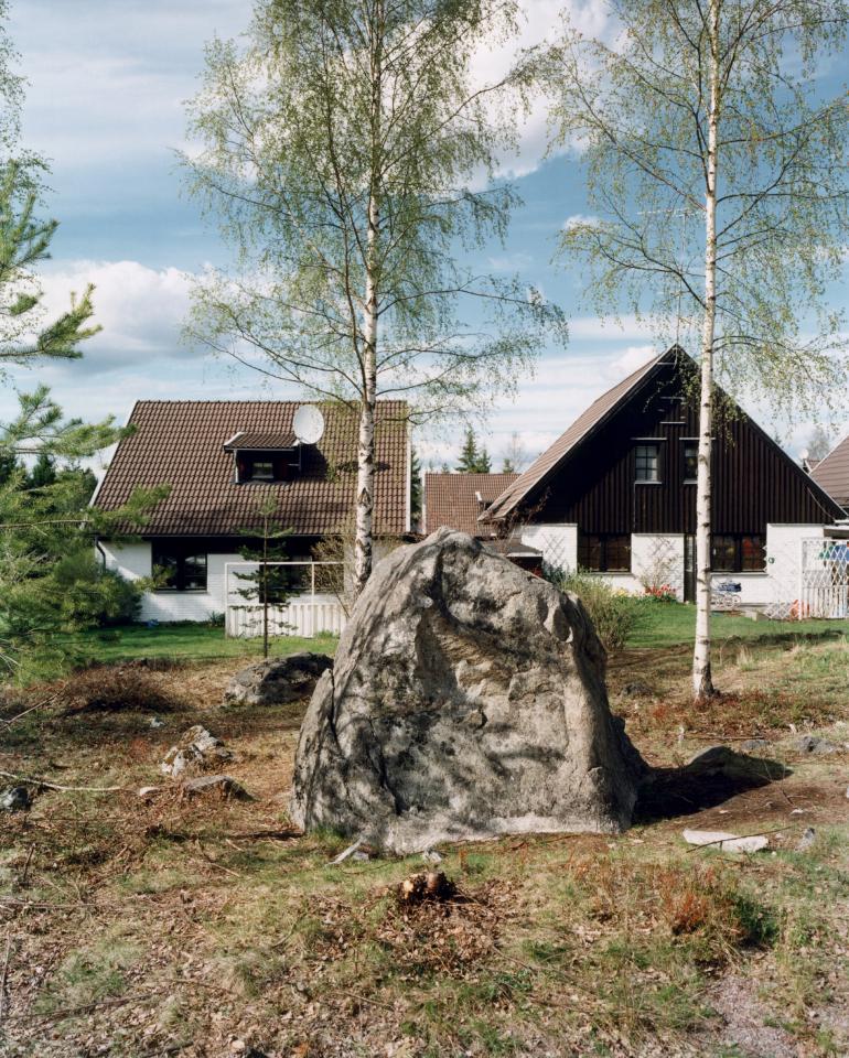 "Sweden, Hedemora, 2000From the series ""Home"".SuËde, Hedemora, 2000Issue de la sÈrie ""Home"".Lars Tunbjˆrk / Agence VU"