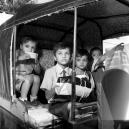 écoliers dans un Rickchow