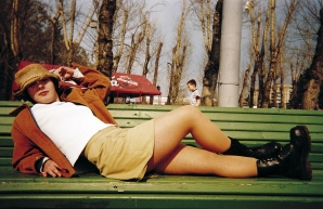 """""""The most beautiful day in my young life""""Russia, Mocow, April 15th 2000""""Le plus beau jour de ma jeunesse""""Russie, Moscou, 15 avril 2000"""
