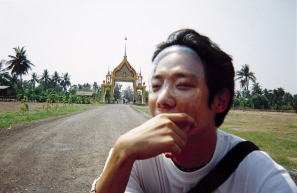 """""""The most beautiful day in my young life""""Thailand, Bangkok, February 21th 1999""""Le plus beau jour de ma jeunesse""""Thailande, Bangkok, 21 fevrier 1999"""