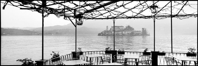 Italy, Horta Island, April 1992 - Lake regions.