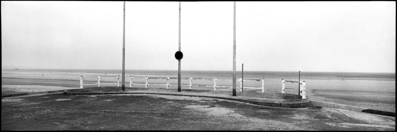 France, Brittany, CÙtes d'Armor, March 1990 - Rosaires beach, near Saint-Brieuc.