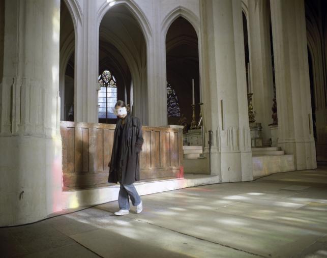 France, Paris 2005Saint Gervais church, 75004 ParisFrance, Paris 2005…glise Saint Gervais, 75004 Paris© Rip Hopkins / Agence VU