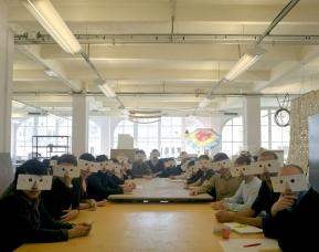 France, Paris 2005National College of Industrial Design, 75011 ParisFrance, Paris 2005…cole Nationale SupÈrieure de CrÈation Industrielle, 75011 Paris© Rip Hopkins / Agence VU