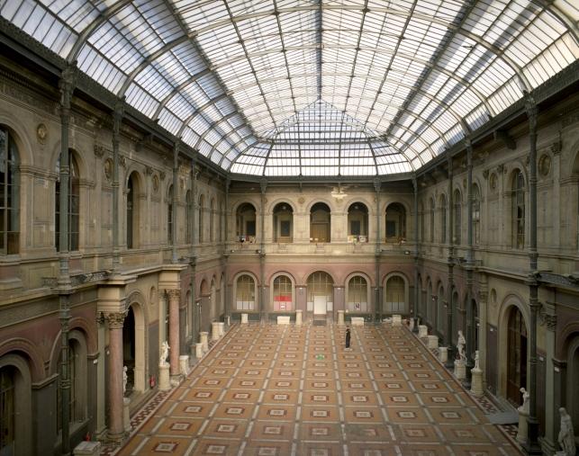 France, Paris 2005Fine Arts school, 75006 ParisFrance, Paris 2005…cole des Beaux Arts, 75006 Paris© Rip Hopkins / Agence VU