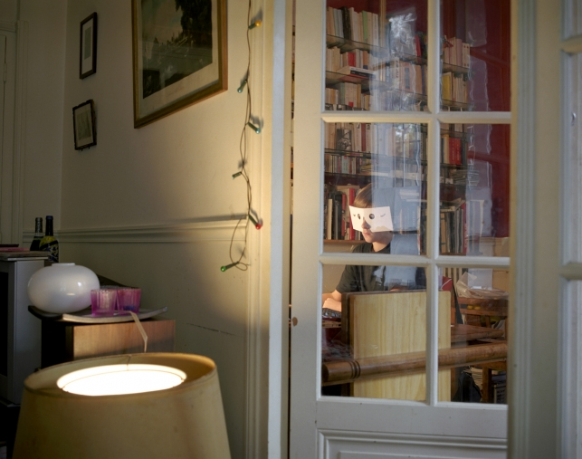 France, Paris 2005Rue Ramus, 75020 Paris© Rip Hopkins / Agence VU