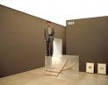 """Orsay Museum, 2006Philippe ThiÈbaut, head curator of the 1900 art collections, with the museum since 1980.Favorite work of art : """"Femme assoupie sur un lit"""", also known as """"L'Indolente"""", by Pierre BonnardMusÈe d'Orsay, 2006Philippe ThiÈbaut, conservateur en chef chargÈ des collections d'art 1900, au musÈe depuis 1980.Oeuvre prÈfÈrÈe : """"Femme assoupie sur un lit"""", dit aussi """"L'Indolente"""", de Pierre Bonnard.  © Rip Hopkins / Agence VU"""