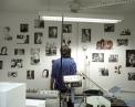 Orsay Museum, 2006Philippe Kocher, offset press operator, with the museum since 1986.Favorite place : the museum's main hallMusÈe d'Orsay, 2006Philippe Kocher, conducteur offset, au musÈe depuis 1986.Lieu prÈfÈrÈ : la nef centrale du musÈe  © Rip Hopkins / Agence VU