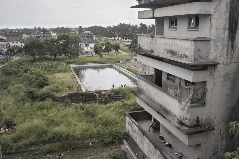 Mozambique, Beira, 2008Grande Hotel.Mozambique, Beira, 2008Grande Hotel.© Guy Tillim / Agence VU