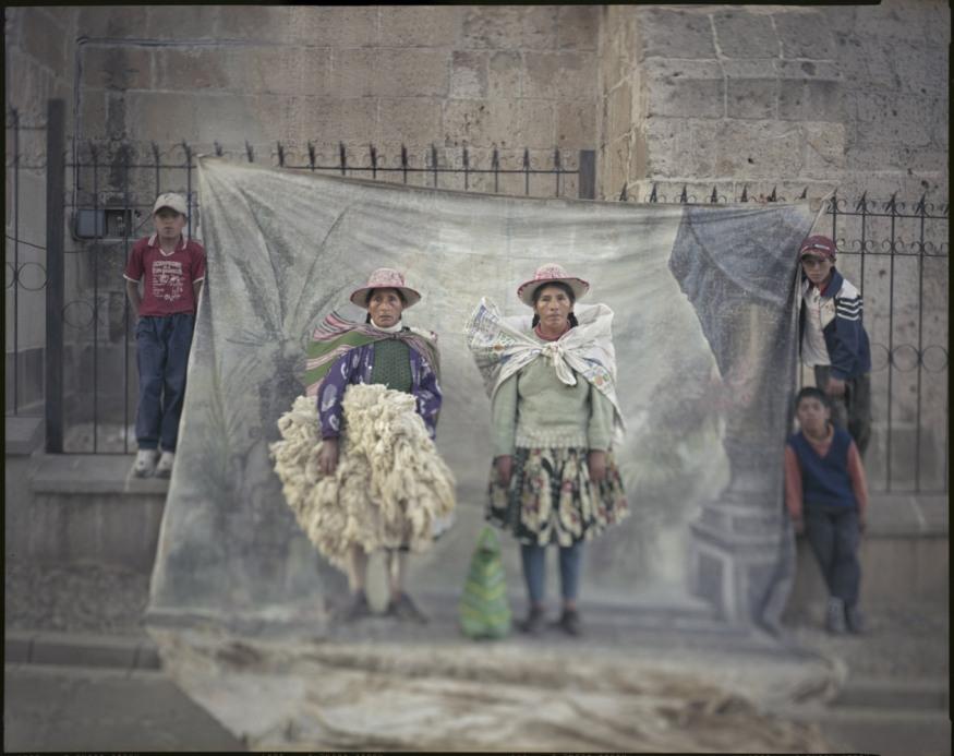 "Peru, Santo Tomás, Chumbivilcas, 2009 - From the book ""Peru"" of Martin Chambi and Juan Manuel Castro Prieto."