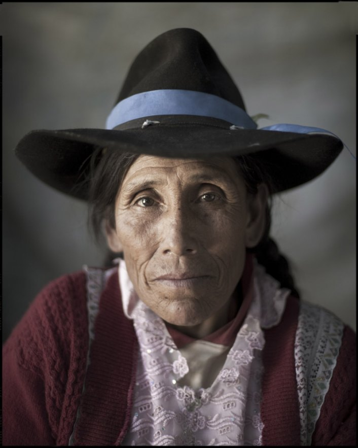 "Peru, Colquemar, Chumbivilcas, 2009 - From the book ""Peru"" of Martin Chambi and Juan Manuel Castro Prieto. Laura Agustina Segura."