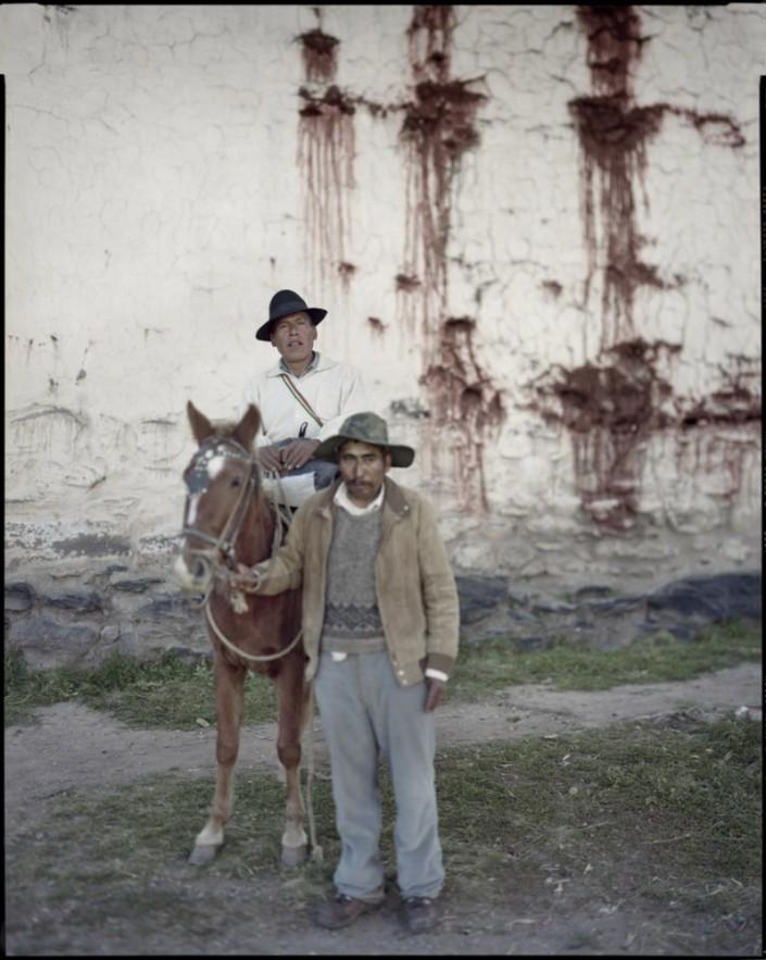 """Peru, Chucuito, Puno, 2009 - From the book """"Peru"""" of Martin Chambi and Juan Manuel Castro Prieto. Delfín Asensio."""