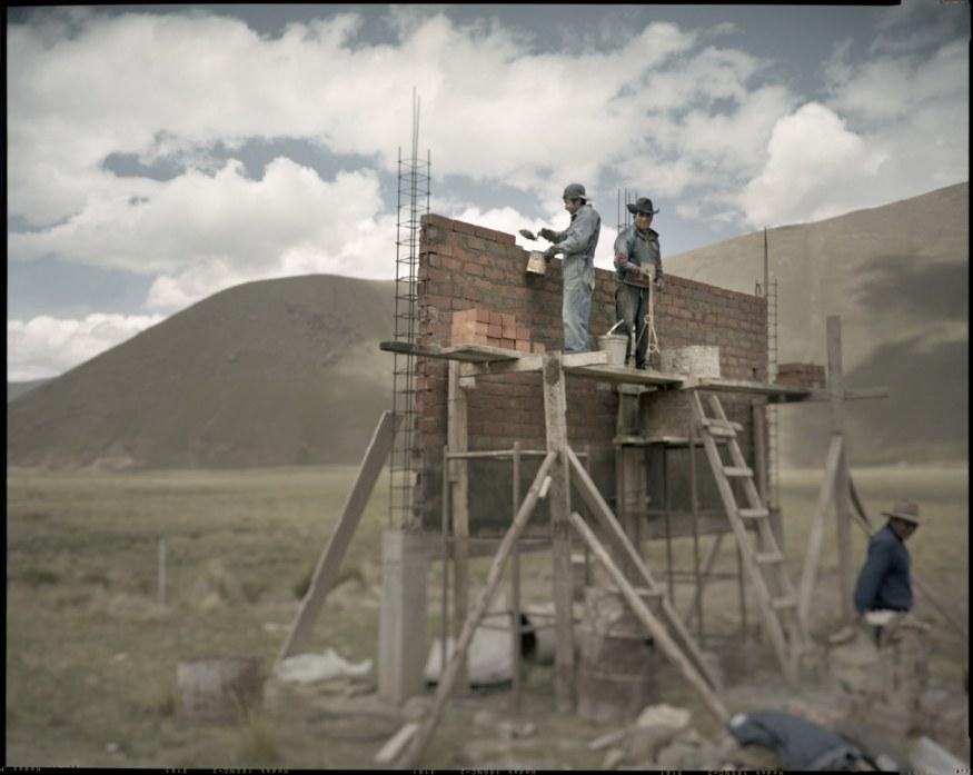 "Peru, Puno, 2009 - From the book ""Peru"" of Martin Chambi and Juan Manuel Castro Prieto. La Raya."