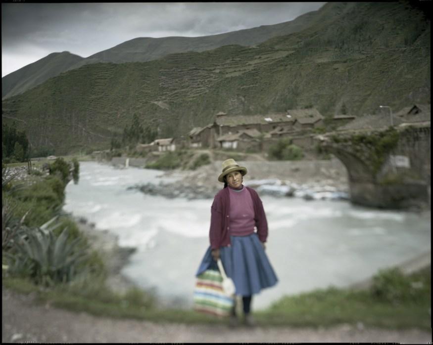 "Peru, Quiquijana, 2009 - From the book ""Peru"" of Martin Chambi and Juan Manuel Castro Prieto. Grimaldina Mamani."