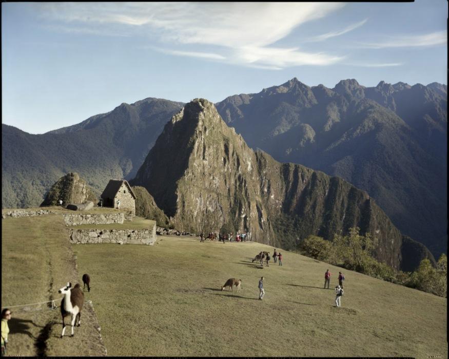 """Peru, Machu Picchu, 2009 - From the book """"Peru"""" of Martin Chambi and Juan Manuel Castro Prieto. Machu Picchu"""