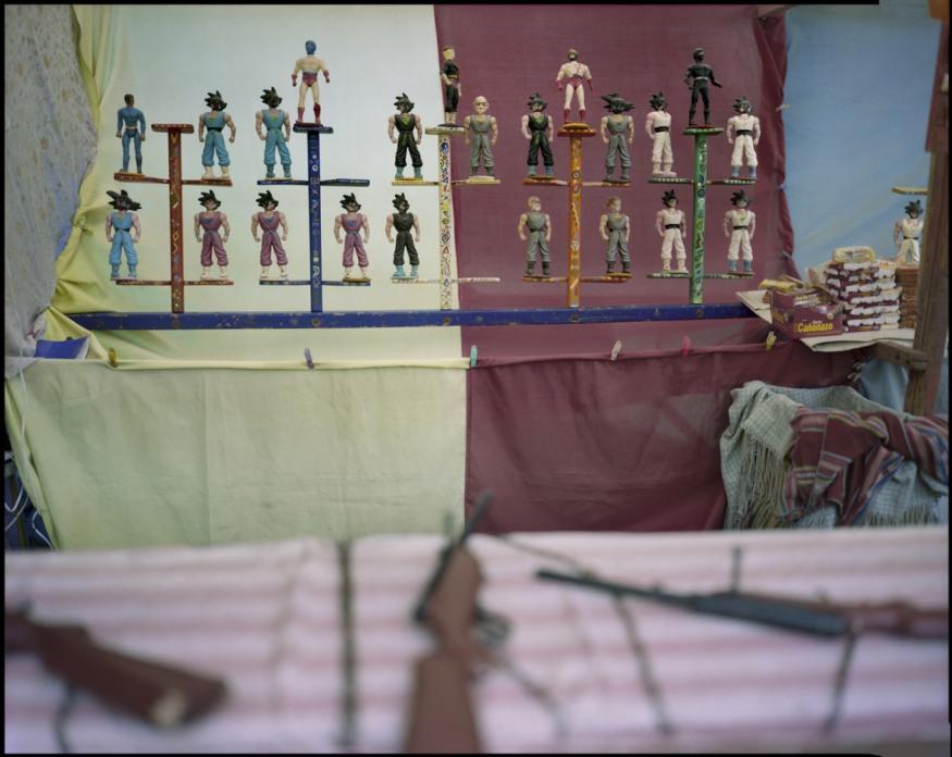 "Peru, Huaro, Cuzco, 2009 - From the book ""Peru"" of Martin Chambi and Juan Manuel Castro Prieto. Shooting the ""Goku""."
