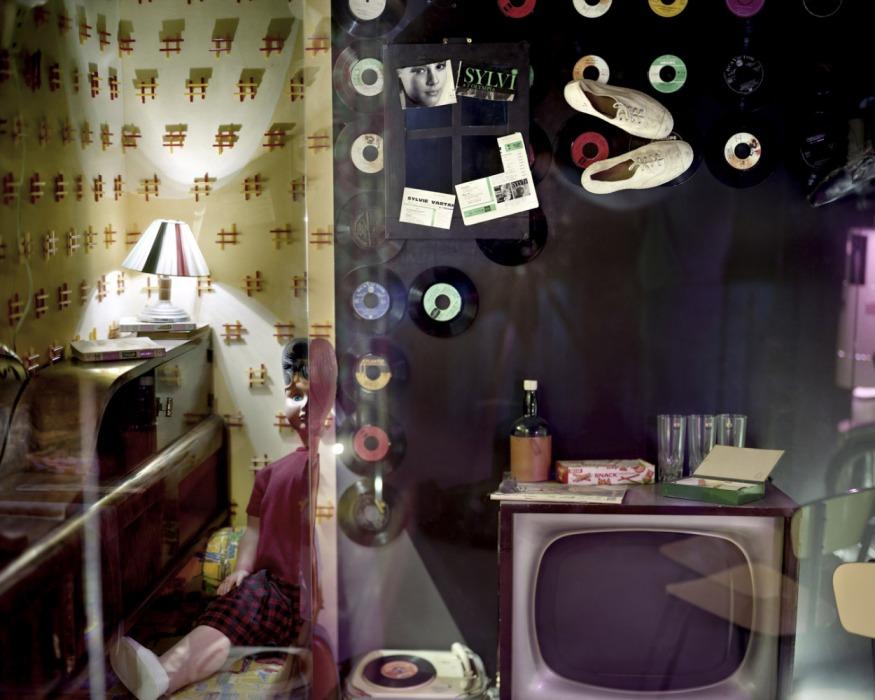 France, Sète, September - November 2010. International Museum of Modest Arts of Sète. Daily art.