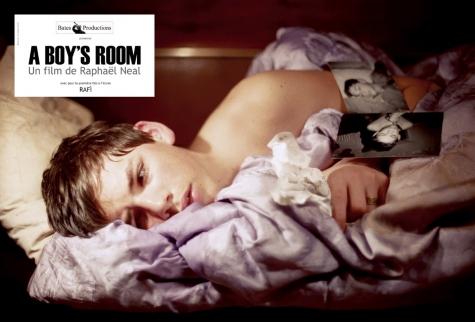 A Boy's room #1, Rafi, 2001.  Série «Bates Productions», édition 7 + 3 AP