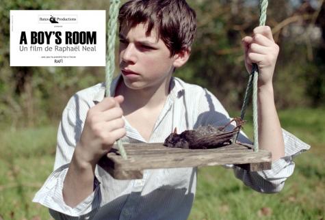 A Boy's room #4, Rafi, 2001.  Série «Bates Productions», édition 7 + 3 AP