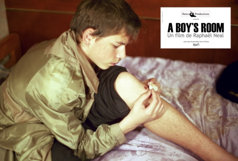 A Boy's room #5, Rafi, 2001.  Série «Bates Productions», édition 7 + 3 AP