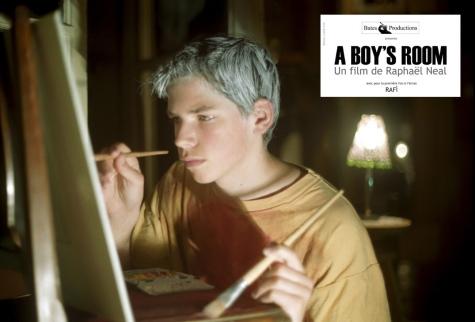 A Boy's room #7, Rafi, 2001.  Série «Bates Productions», édition 7 + 3 AP
