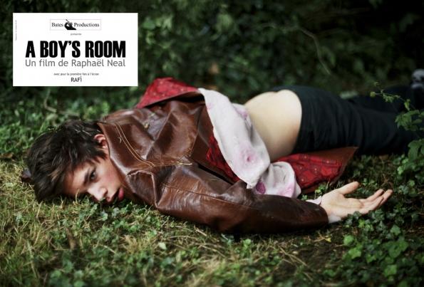 A Boy's room #8, Rafi, 2001.  Série «Bates Productions», édition 7 + 3 AP