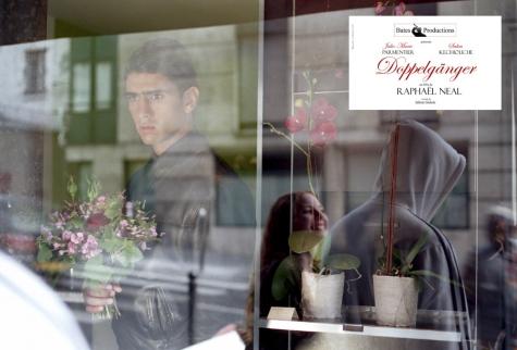 Doppelgänger #4, Julie-Marie Parmentier & Salim Kechiouche, 2007.  Série «Bates Productions», édition 7 + 3 AP