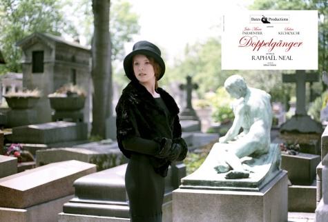 Doppelgänger #7, Julie-Marie Parmentier, 2007.  Série «Bates Productions», édition 7 + 3 AP