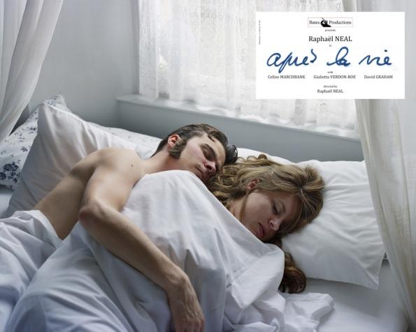Après la vie #7, autoportrait avec Celine Marchbank, 2011.  Série «Bates Productions», édition 7 + 3 AP