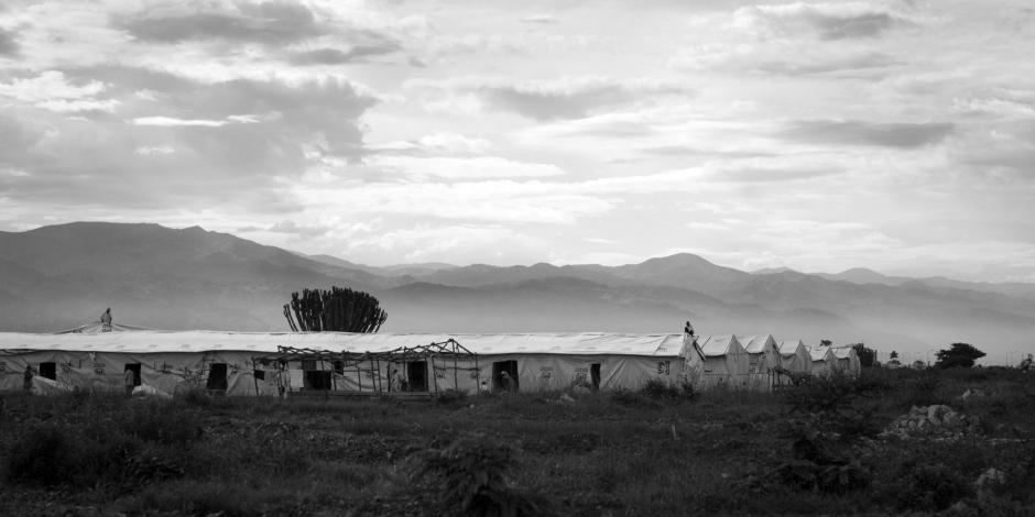Burundi, Bujumbura, IDP camp of Sabe, November 2011Burundi, Bujumbura, Camp de deplacÈs de Sabe, novembre 2011Martina Bacigalupo / Agence VU