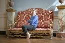 """France, Maison Laffitte, 23 April 2012From the book """"Chevaleresque"""".Amar Chaouche, Clown, 40, 178 cm, 72 kg.France, Maison Laffitte, 23 avril 2012Issue du livre """"Chevaleresque"""".Amar Chaouche, Clown, 40 ans, 178 cm, 72 kg.Rip Hopkins / Agence VU"""