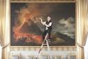 """France, Maison Laffitte, 24 April 2012From the book """"Chevaleresque"""".Victor Moroz, Phoenix, 25, 158 cm, 48 kg.France, Maison Laffitte, 24 avril 2012Issue du livre """"Chevaleresque"""".Victor Moroz, Phoenix, 25 ans, 158 cm, 48 kg.Rip Hopkins / Agence VU"""
