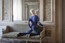 """France, Maison Laffitte, 21 March 2012From the book """"Chevaleresque"""".Marie-Hélène Calvaire Epeline, White, 55, 173 cm, 60 kg.France, Maison Laffitte, 21 mars 2012Issue du livre """"Chevaleresque"""".Marie-Hélène Calvaire Epeline, Blanche, 55 ans, 173 cm, 60 kg.Rip Hopkins / Agence VU"""