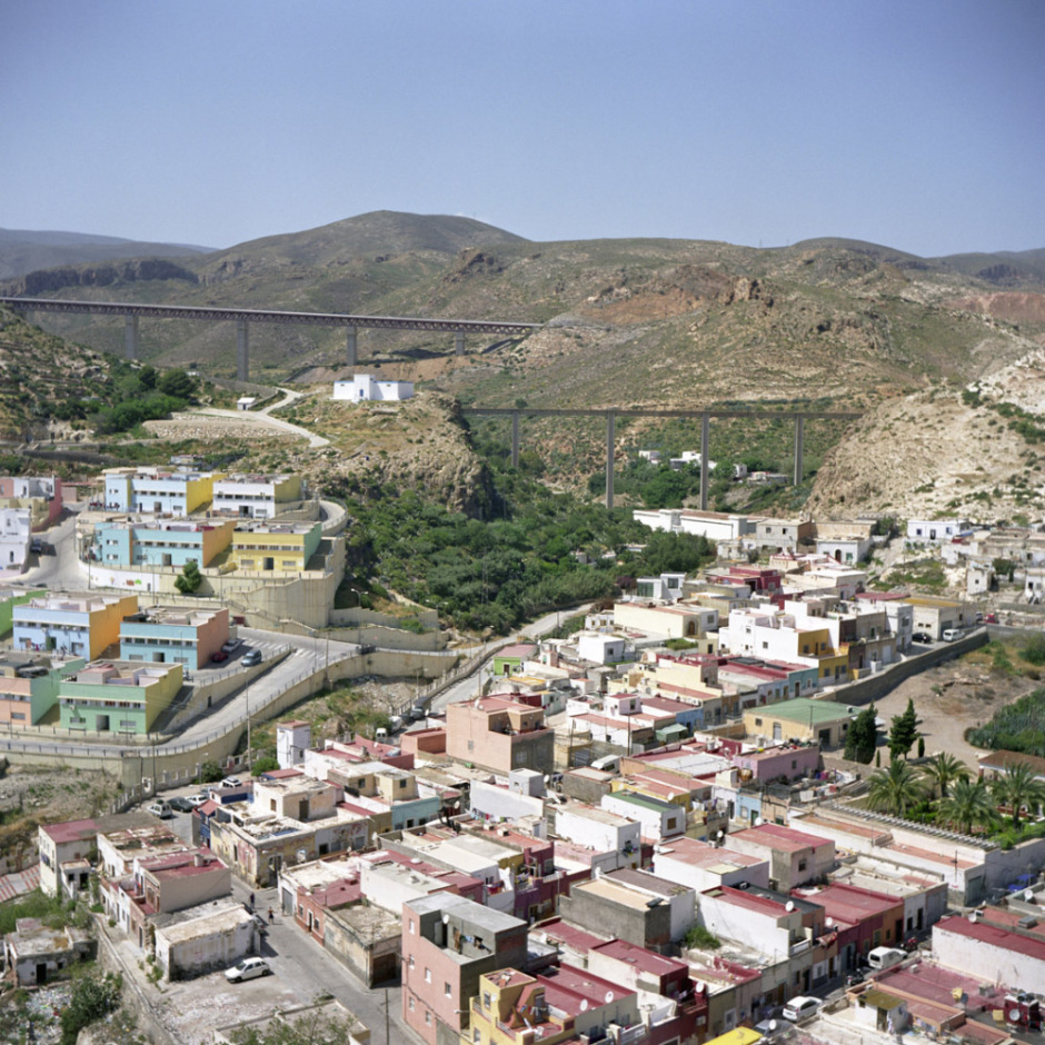 "Spain, Almeria, 2011 - From the book ""Le gout des mandarines""."