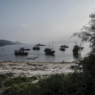Vietnam, Min Chau, 27 April 2015boatsVietnam, Min Chau, 27 avril 2015bateauxFranck Ferville / Agence VU