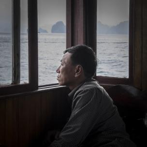 Vietnam, Ha Long bay, 29 April 2015Vietnam, baie de Ha Long, 29 avril 2015Franck Ferville / Agence VU
