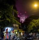 Vietnam, Hanoi, 30 April 2015FireworkVietnam, Hanoi, 30 avril 2015feu d'artificeFranck Ferville / Agence VU