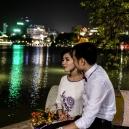Vietnam, Hanoi, 26 April 2015Married coupleVietnam, Hanoi, 26 avril 2015MariésFranck Ferville / Agence VU
