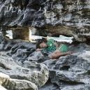 Vietnam, Min Chau, 20 April 2015Child sleeping on a rock.Vietnam, Min Chau, 20 avril 2015Enfant dormant sur un rocher.Franck Ferville / Agence VU
