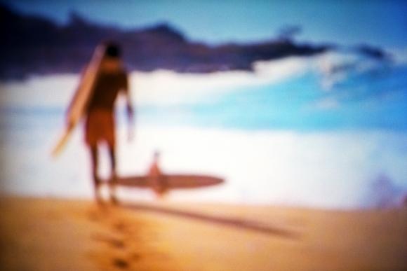"2015 From the series ""Beach Boys"". 2015 Issue de la série ""Beach Boys"". François Fontaine / Agence VU"